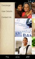 Screenshot of Leverage Concierge
