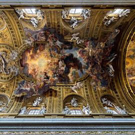 Interiores by Eduardo Menendez Mejia - Buildings & Architecture Other Interior ( roma, tokina 12-24, italia, rome, cathedral, eduardo, menendez, nikon, d5100, italy, catedral )