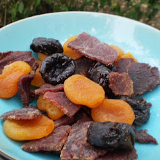 Jerky & Dried Fruit Snack