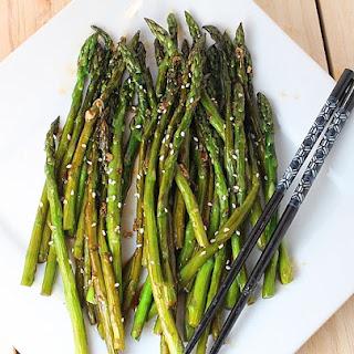 Thai Spicy Asparagus Recipes