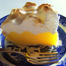 Mile High Lemon Pie