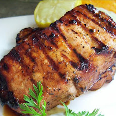 Citrus Marinated Pork Chops (oamc)