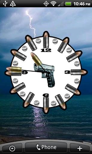 Glock Clock Free ★ Widget ★