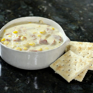 Easy Ham and Corn Chowder