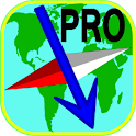 FMap Pro GPS- navigate on maps icon