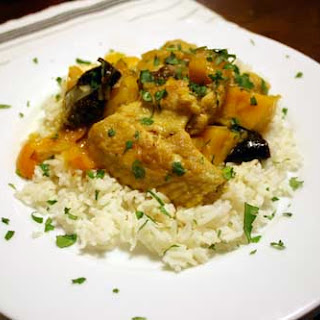 Moroccan Chicken With Prunes Recipes