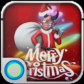 Free Merry Christmas Hola Theme APK for Windows 8