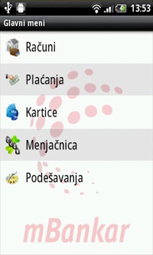 mbankar-procredit-bank-srbija for android screenshot