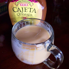 Mexican Caramel Coffee