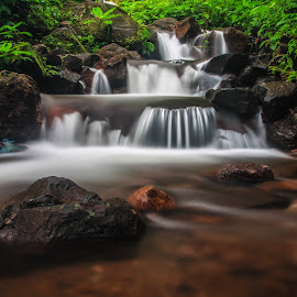 Delundung river by Zaky Faster - Landscapes Waterscapes