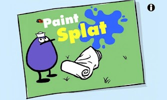 Screenshot of PEEP Paint Splat