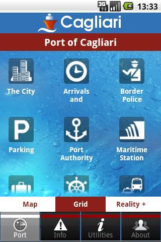 InPorTra Porto di Cagliari