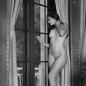 Window by Carl0s Dennis - Nudes & Boudoir Artistic Nude ( nude, indoor, window,  )