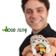 Sushi Chef Manu will come to you!!!