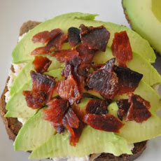 Avocado-Crabmeat Sandwiches