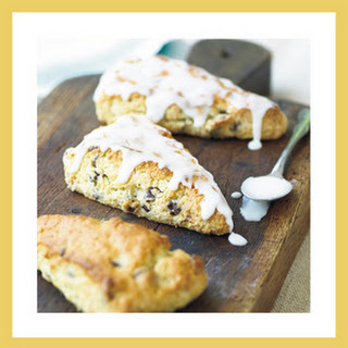Cranberry Chip Scones