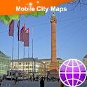 Darmstadt Street Map icon