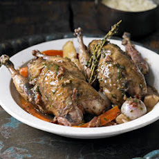 Pot-roasted Pheasant