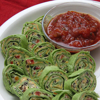 Chile and Cheese Spirals