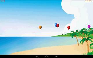 Screenshot of Balloon Ninja