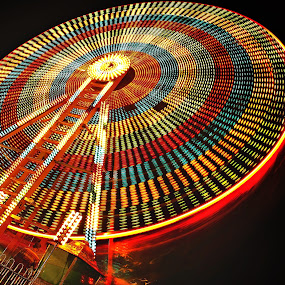 by Andy Teoh - City,  Street & Park  Amusement Parks ( funfair, park, amusement, andyteoh photography, ferris wheel )