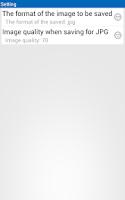 Screenshot of images easy resizer&JPG ⇔ PNG