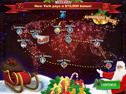 Game Snow Slots Merry Christmas Santa's Surprise FREE apk for kindle fire