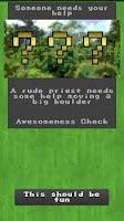 Screenshot of Totally Random Hero RPG