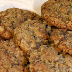 Selma's Best Oatmeal Cookies