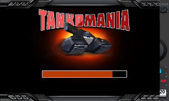 Screenshot of Tankomania: Tank wars