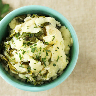 Garlic Kale Mashed Potatoes Recipes