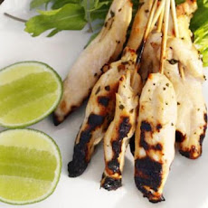 Margarita Chicken Skewers