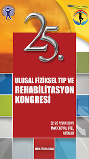 25. Ulusal FTR Kongresi 2015 - screenshot