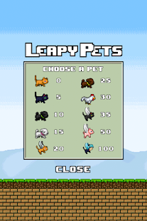 Flappy Pets - puppy bird cat! - screenshot