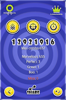 Screenshot of Beat Maniac LITE: Rhythm Game