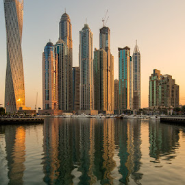 Dubai Marina by Gunarto Song  - Buildings & Architecture Office Buildings & Hotels