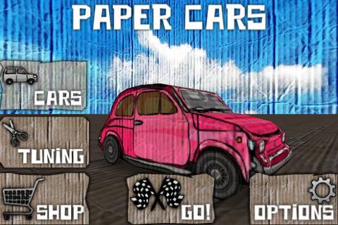 Paper Cars BETA