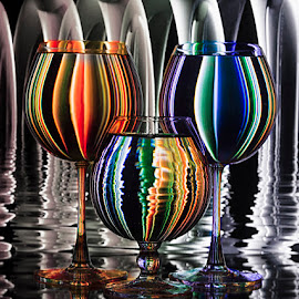 Art of glass by Rakesh Syal - Artistic Objects Glass ( , colorful, mood factory, vibrant, happiness, January, moods, emotions, inspiration )