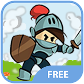 Warrior Tower - Fun Knight War APK baixar
