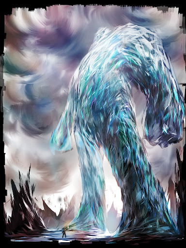 Ice God By Vofff