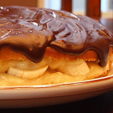 Boston Banana Cream Pie