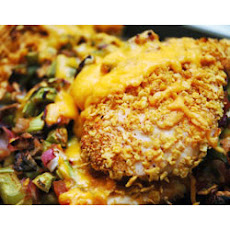 Bob's Mexican Stuffed Chicken