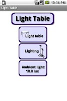 Screenshot of Light Table
