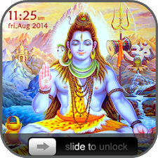 Shiva Lock Screen