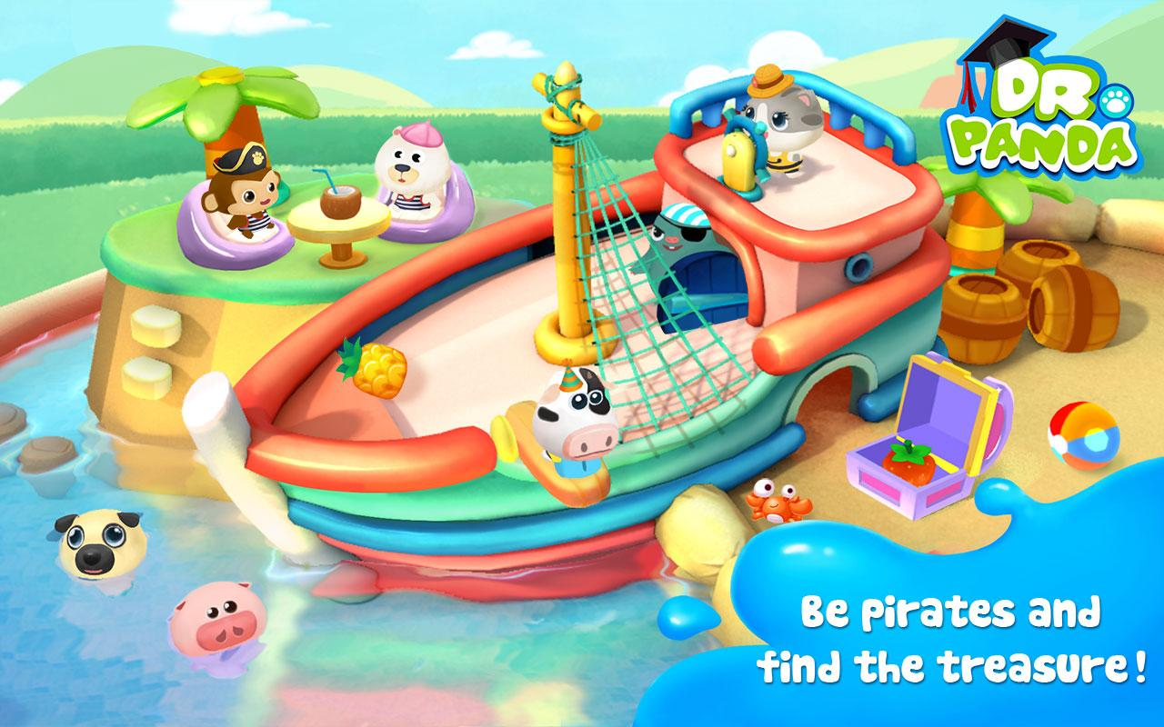 Dr. Panda's Swimming Pool Screenshot 16