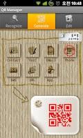 Screenshot of QR Maker
