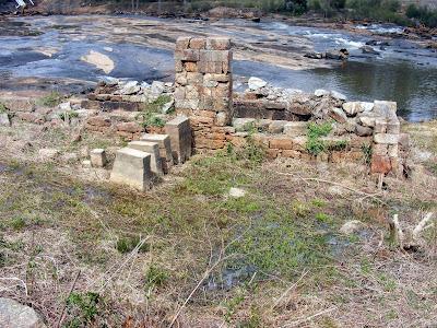 High Falls Mill Ruins