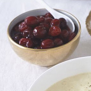 Simple Port & Cranberry Sauce