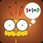 Chicken Math icon