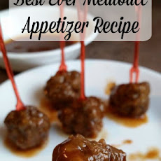 Best Ever Meatball Appetizers